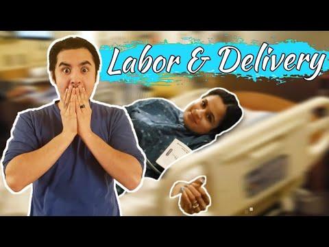 Labor & Delivery Vlog