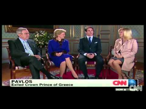 Download KING AND QUEEN OF GREECE TALK ABOUT ROYALTY IN EUROPE!