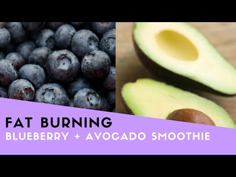 blueberry-+-avocado-fat-burning-smoothie-recipe!