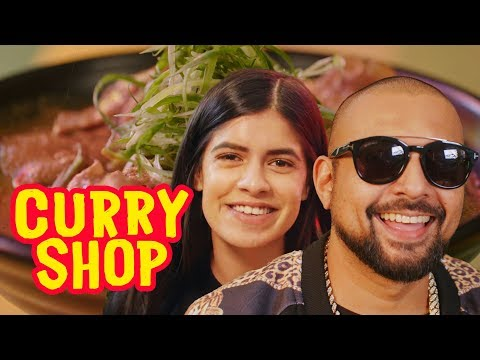 Jamaican Food 101 with Sean Paul and Chi Ching Ching | Curry Shop