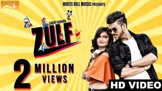 Zulf (Full Song) Zabby Goraya - New Punjabi Songs 2017 - Latest Punjabi Songs 2017 - WHM