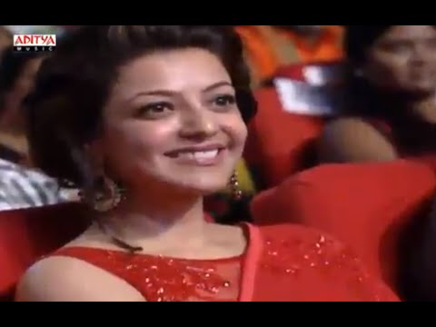 Prathichota Nake Swagatham Song Performance - Govindudu Andarivadele Audio Launch Live - Ram Charan
