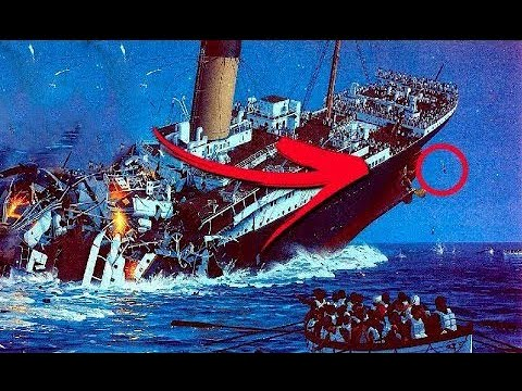 7حقائق لا تصدق عن سفينة التايتنك