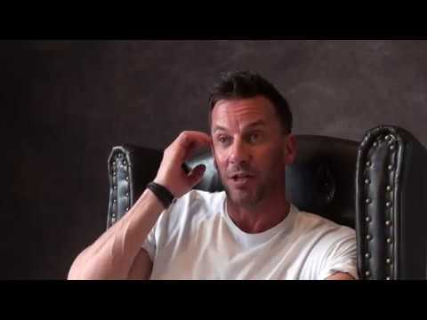 CRAIG PARKER  MagicCon 2018  about Anna Popplewell  REIGN  Cheese Jokes