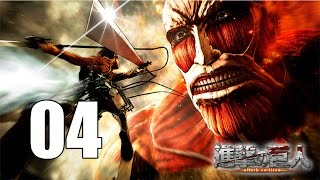 Attack on Titan - Gameplay Walkthrough Part 4: The World the Girl Saw