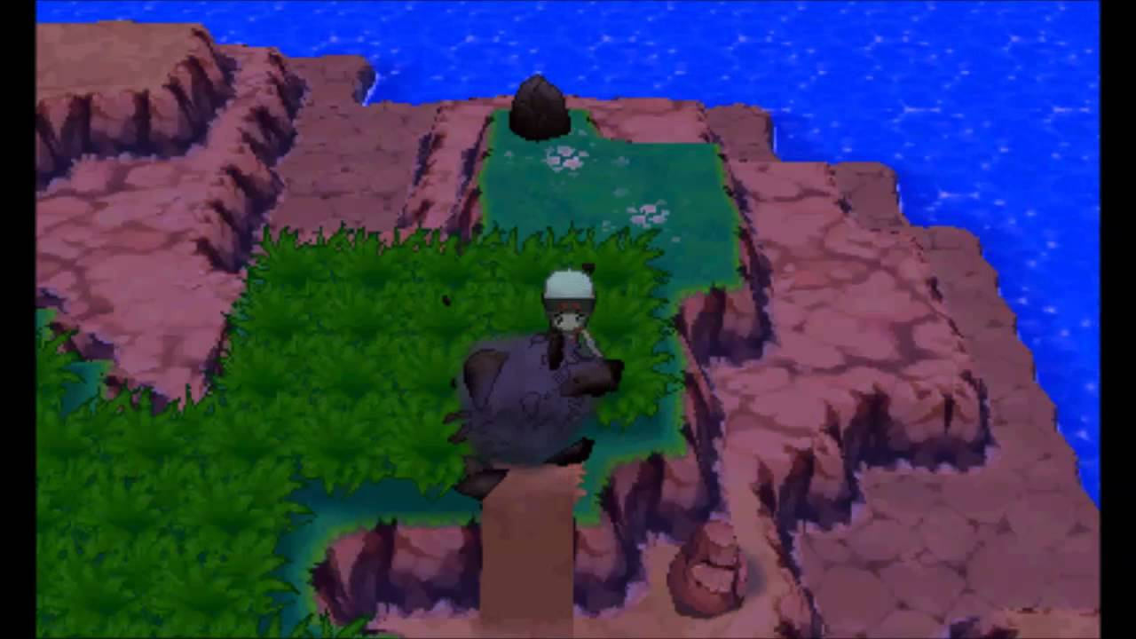 how to get past route 134 in pokemon omega ruby