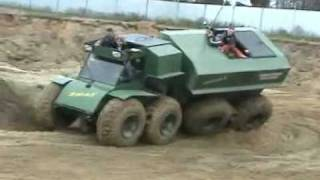 Repeat youtube video Allroad vehicle trom-8