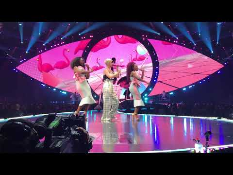 Katy Perry: Witness The Tour at Capital One Arena (formerly Verizon Center) part2 09/25/2017