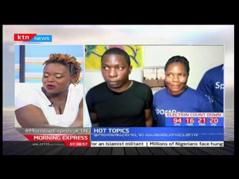 Sportpesa mega jackpot winner being sued for child neglect