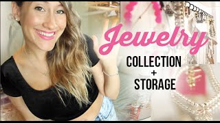 Jewelry Collection (DIY Room Decor, Storage Tips, + More!) 2014 | itsLyndsayRae Thumbnail