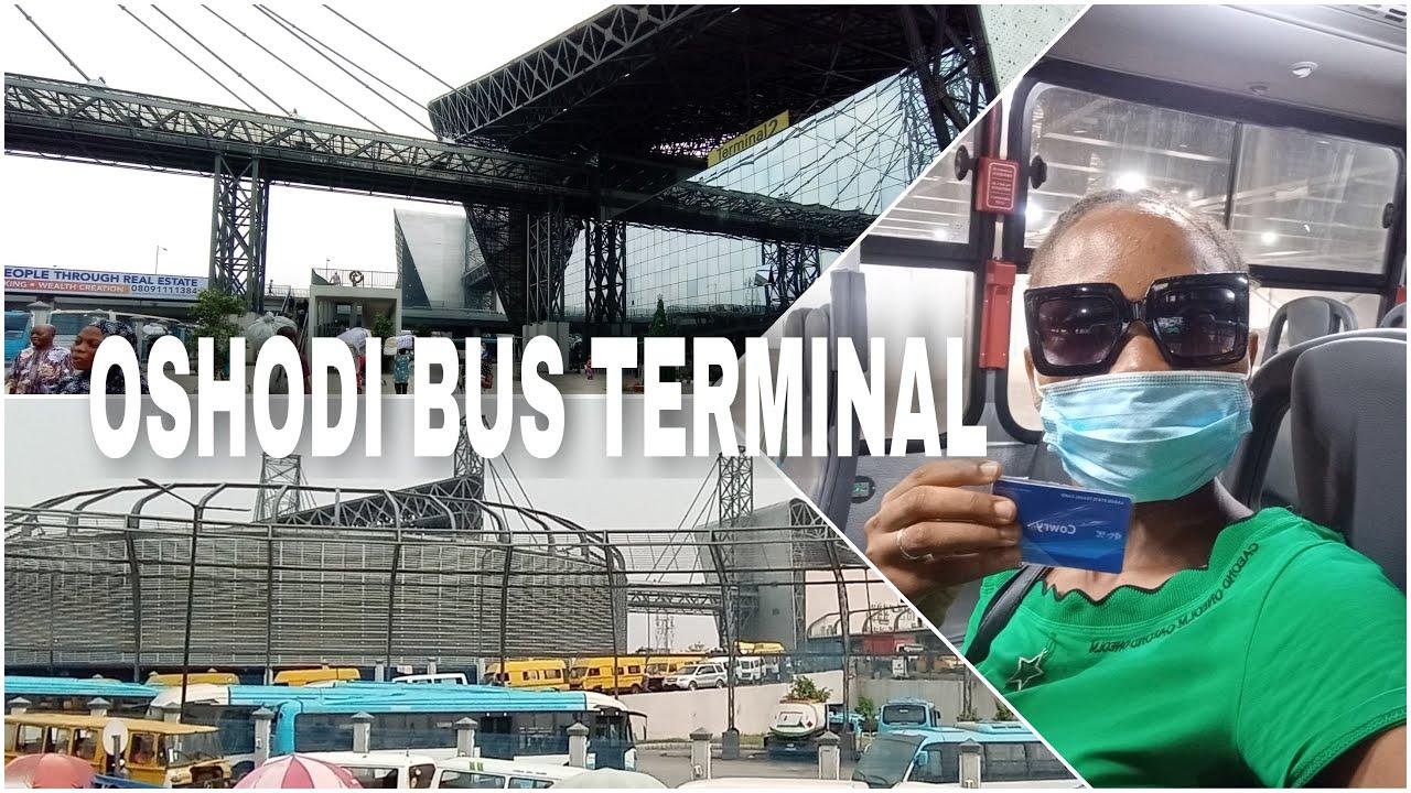 Download OSHODI BUS TERMINAL / POPULAR PLACES IN LAGOS NIGERIA / OSHODI MARKET