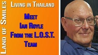 Thailand Land of Smiles Team Meet Ian Royle