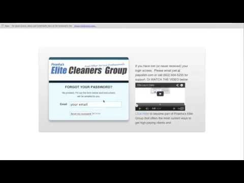 Welcome to Piranha's Elite Cleaners Group
