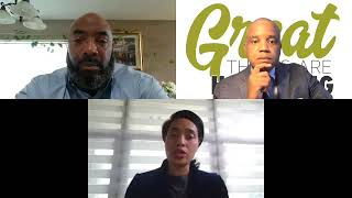 Thursday Conversation with Nicole Pickard and Jerome Jones of the Small Business Administration
