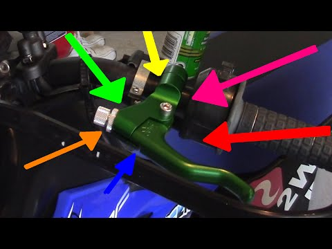 Best Clutch Lever EVER RSC Righteous Stunt Clutch
