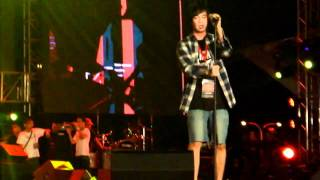 chicosci-7 black roses(the tanduay rockfest performance)