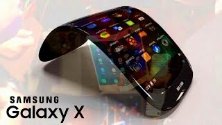 Samsung Galaxy X - Confirmed !