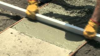 How To Level Concrete - Diy At Bunnings
