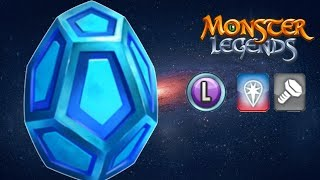 ✅LAI TRỨNG LEGEND MỚI NHẤT QUÁ ĐẸP - Monster Legends Game Mobiles - Android, Ios