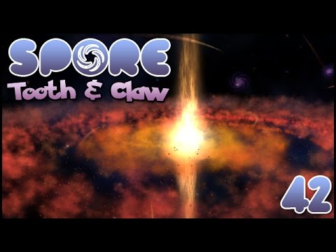 The Sharp Teeth of Vengeance!! || Spore! Tooth & Claw - Episode #42
