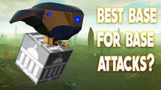 BEST DEFENCE FROM BASE ATTACKS   Empyrion Galactic Survival  Alpha 10 Exp