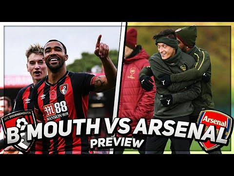 Bournemouth vs Arsenal Preview | Steely, Gritty Arsenal Can Win Away!
