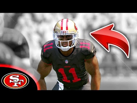 JULIO JONES THE RUNNING BACK! Madden 17 49ers Connected Franchise Ep. 10
