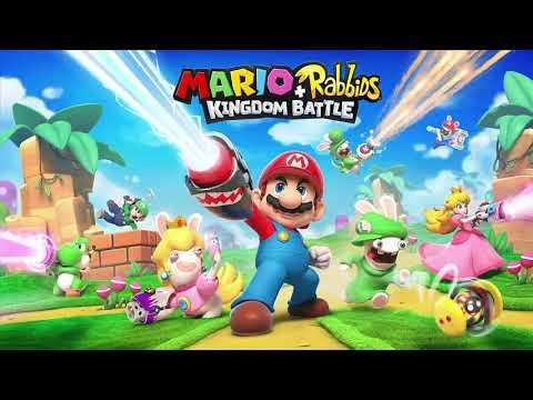 Ancient Gardens - Mario + Rabbids Kingdom Battle - Music Extended