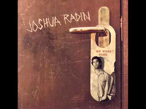 Joshua Radin - Today (acoustic)