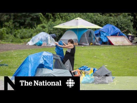 Canada's Homeless Population Could Grow As Pandemic Drags On