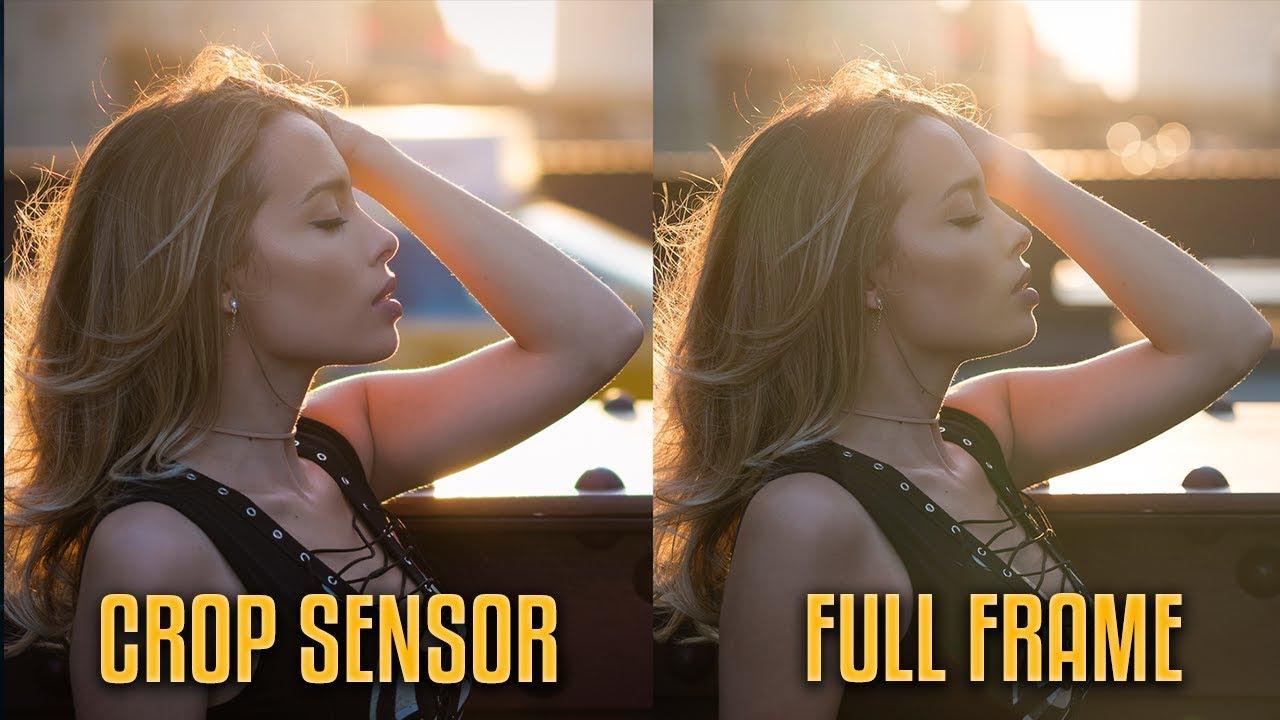 Bokeh Full Sensor