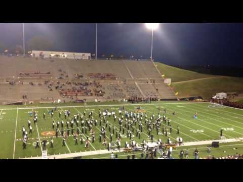 Randall High School Band clip