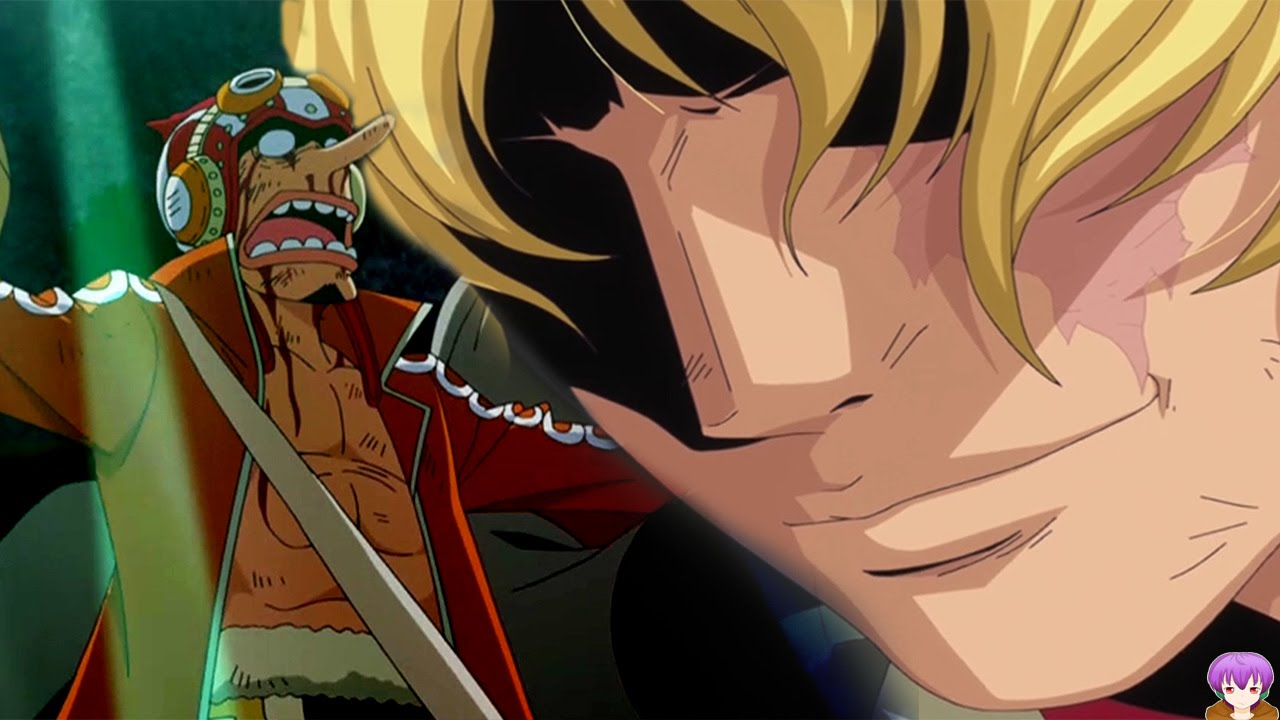 One Piece Episode 678 ワンピース Anime Review - God Usopp - YouTube