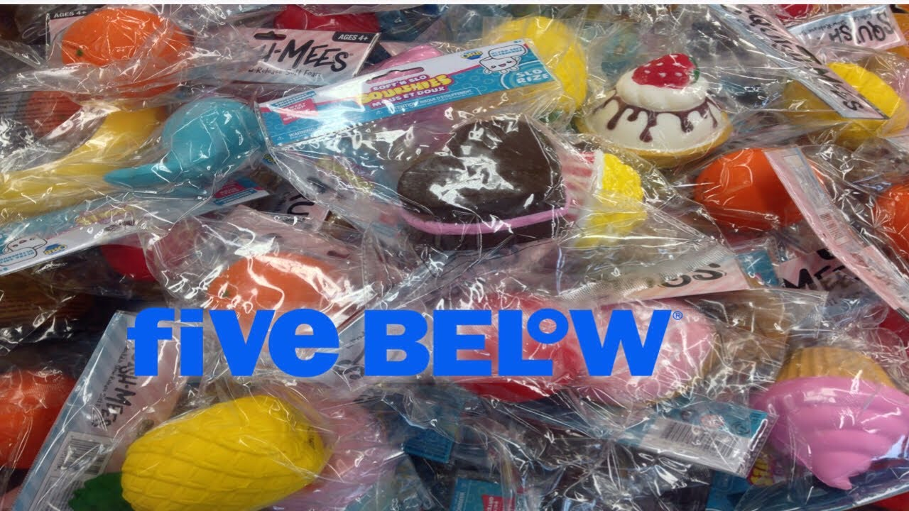 Toys From Five Below : New squish mees toys at five below slow rising