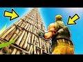 🔴 בנינו את המגדל הכי גבוה בעולם בפורטנייט ואתם לא תאמינו למה שקרה! (משחקים Fortnite עם FlashGG)