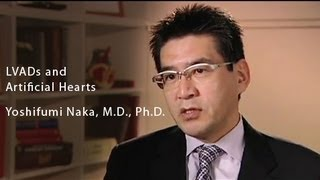 LVAD, Artificial Heart - Dr. Yos