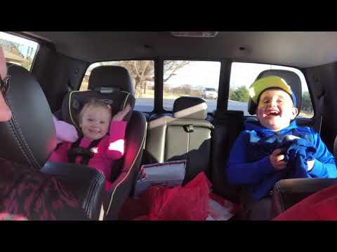 Brayden & Bella 2017 Disney World Trip Reveal