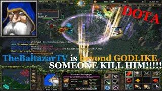 dota Sniper - Beyond GODLIKE (Good Game)