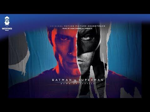 OFFICIAL - Problems Up Here - Batman v Superman Soundtrack - Hans Zimmer & Junkie XL