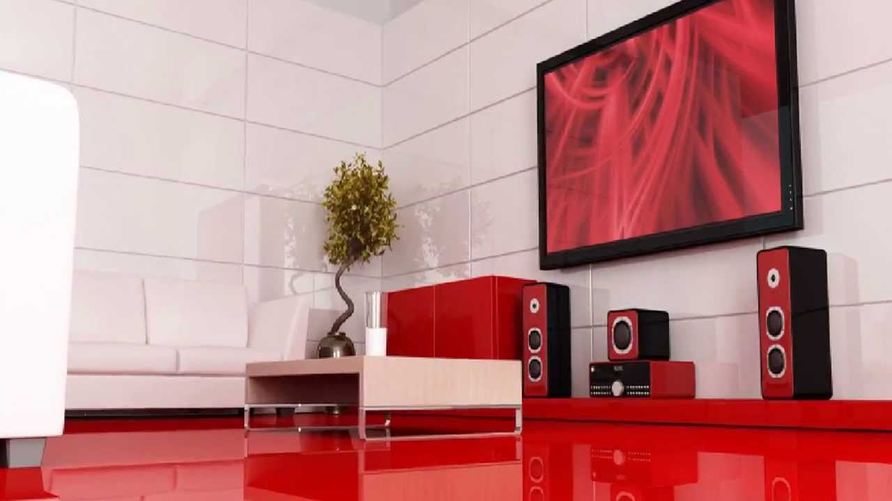 Modern Living Room - Singapore Interior Design Ideas - YouTube