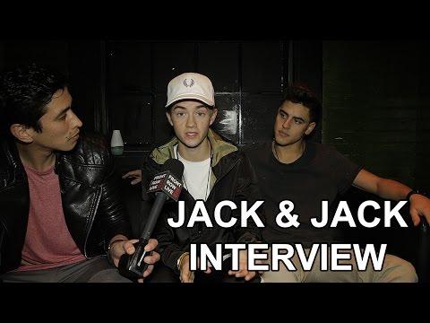 Jack & Jack talk Details on Debut Album & Recording Kalin and Myles w/ @RobertHerrera3