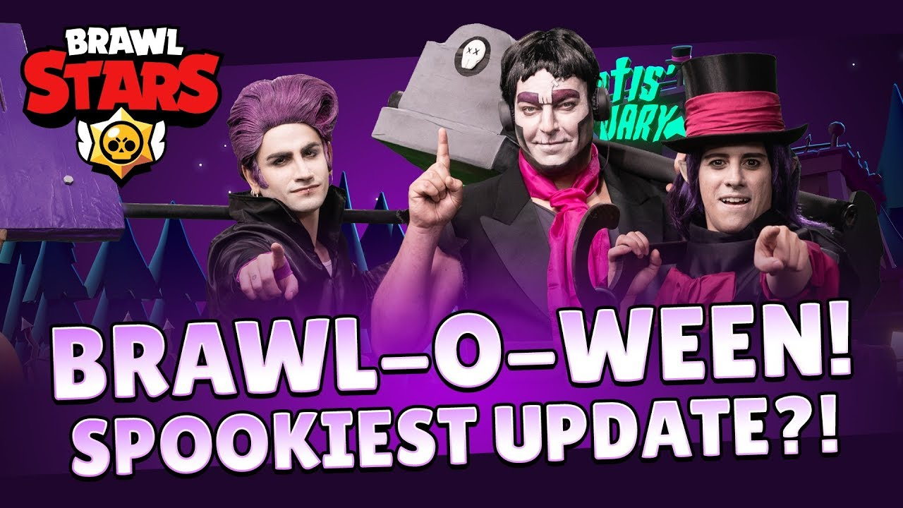 Halloween 2020 Daty Brawl Stars updates: All updates and new brawlers in one place!