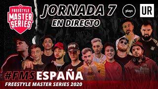 FMS en Directo - Jornada 7 #FMSESPAÑA Temporada 2021