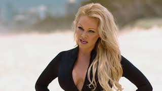 Pamela anderson stars in the new ultra tune unexpected situation! she alongside warwick capper and rubbergirls parnia porsche, laura lydall, tyana hans...