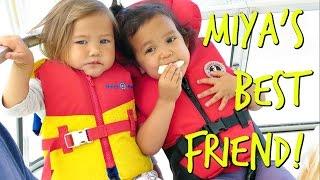 MIYA'S BEST FRIEND- August 30, 2016  ItsJudysLife Vlogs