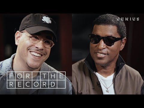 Babyface Discusses Working With Bruno Mars, Michael Jackson & Daniel Caesar | For The Record