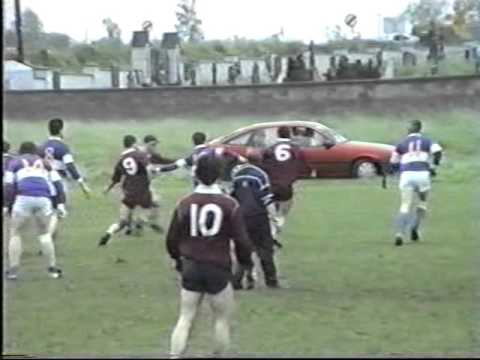 Daingean ( Offaly ) v Round Towers ( London ) Senior Football Tournament Part 1