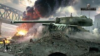 [World of tanks] Стрим, фарм и общение со зртелями!