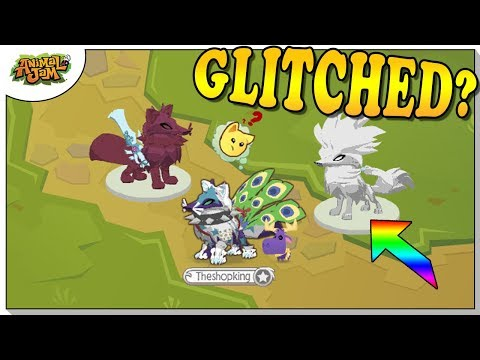 Are The New Mannequins Glitched? Animal Jam Update
