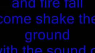 Like A Lion lyrics by David Crowder Band